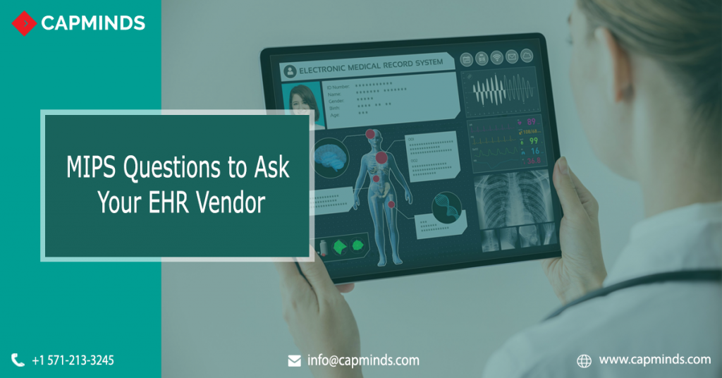 MIPS questions to ask your EHR vendor