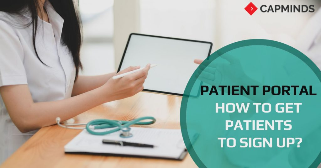 How to increase patient portal usage?