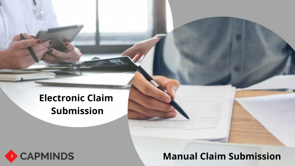 Manual Claim Submission Vs Electronic Claim Submission
