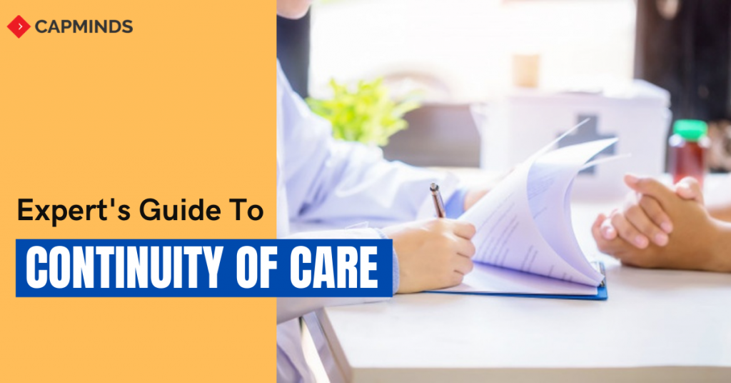 Expert's Guide To Continuity Of Care