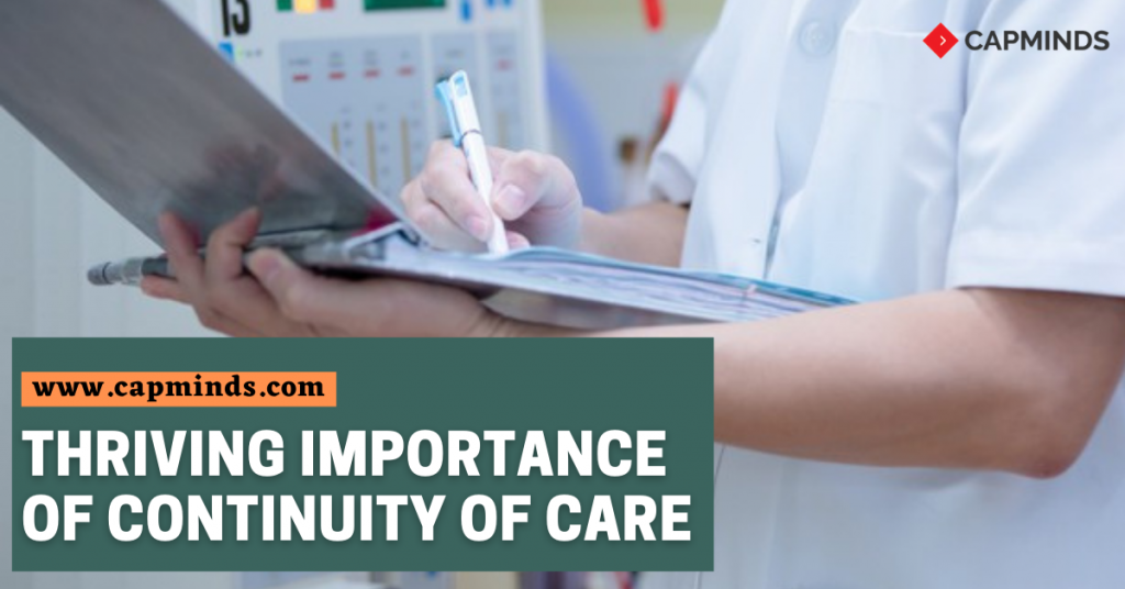 Importance Of Continuity Of Care